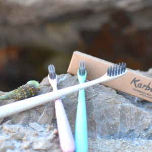 Toothbrushes with Soft Bristles